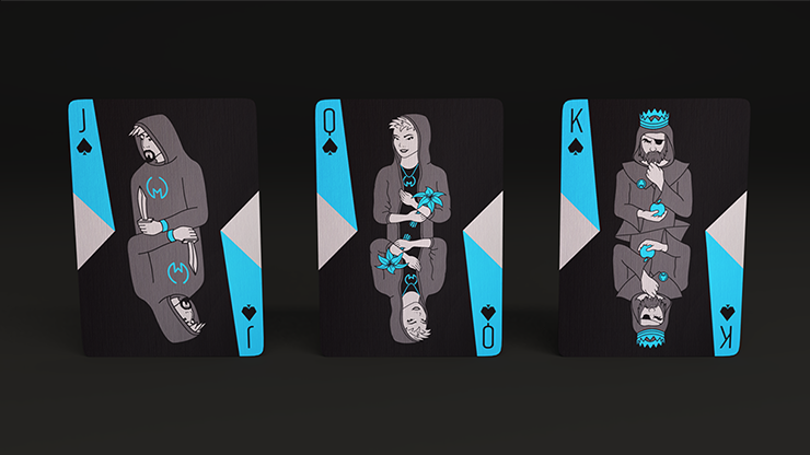 Mortamorx Playing Cards