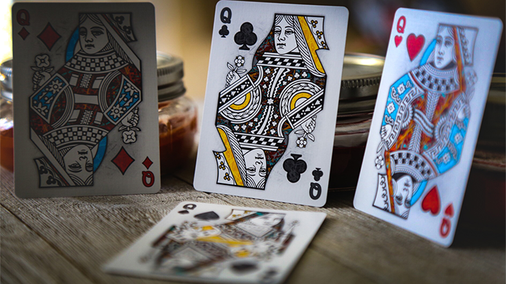 Pollock Artistry Playing Cards
