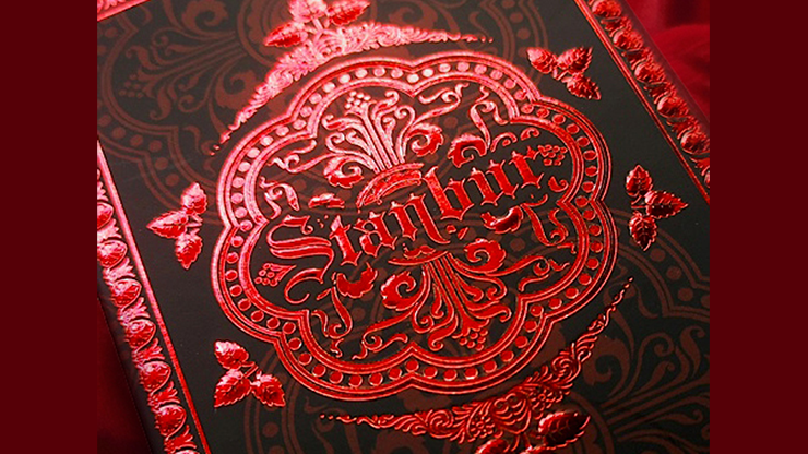 Stanbur Royal (Limited Edition) Playing Cards