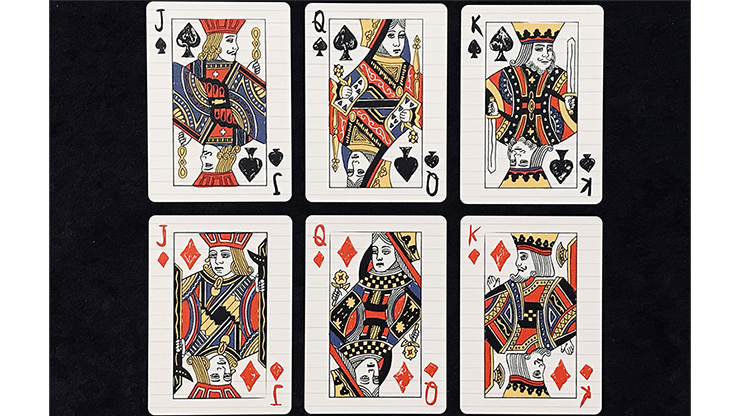 Composition Playing Cards