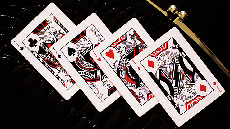 Medusa (Marked) Playing Cards