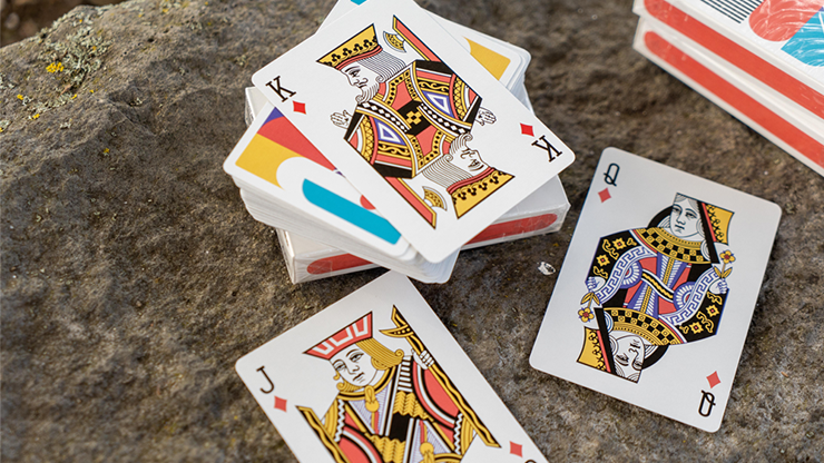 Crujir Playing Cards
