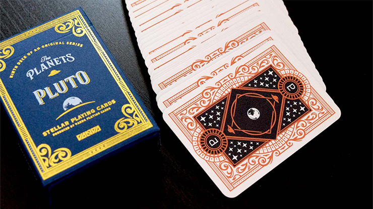 The Planets: Pluto Mini Playing Cards