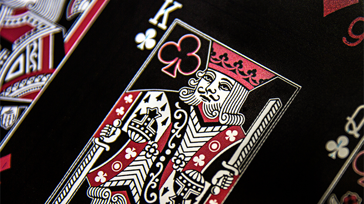Blades Blood Moon Master Series Playing Cards