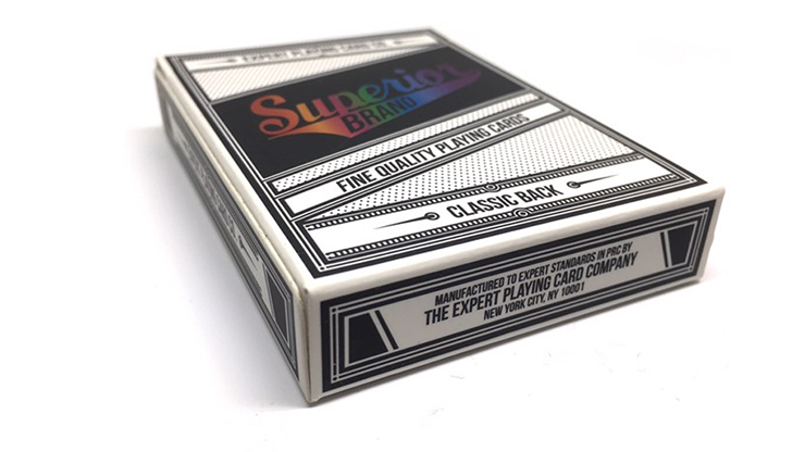 Superior Rainbow Playing Cards