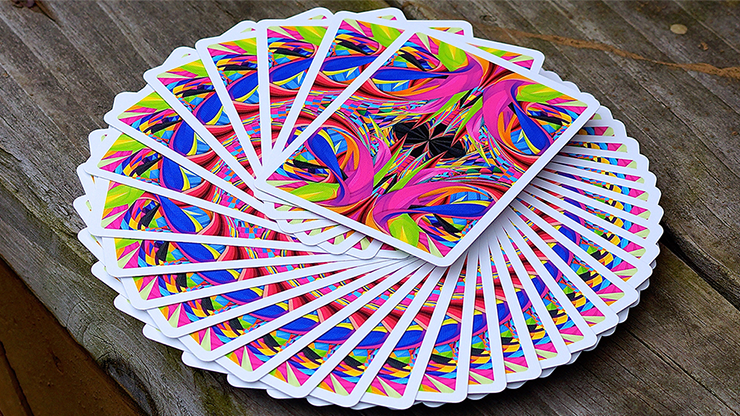 Playing Arts Edition Two Playing Cards
