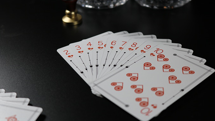 Circle Crop Playing Cards