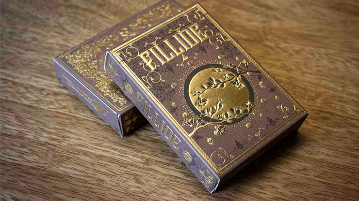 Fillide Terracotta Playing Cards