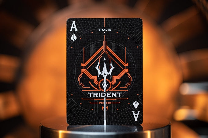 Trident Playing Cards