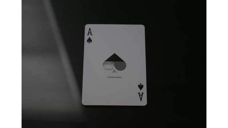 Daydreamers Playing Cards