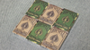 Bicycle Tactical Field Brown Camo Playing Cards