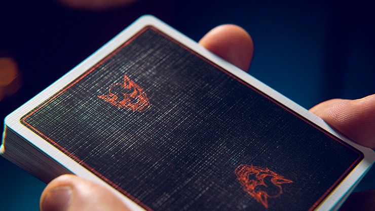 Hannya v2 Playing Cards