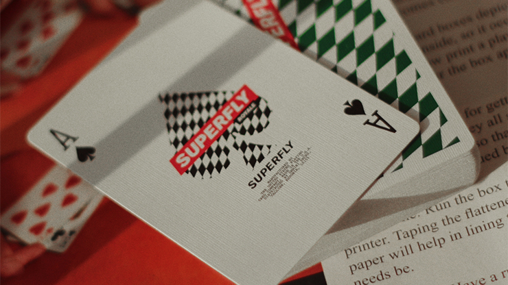 Superfly Royale Playing Cards