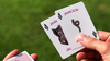 Pink Boar Playing Cards