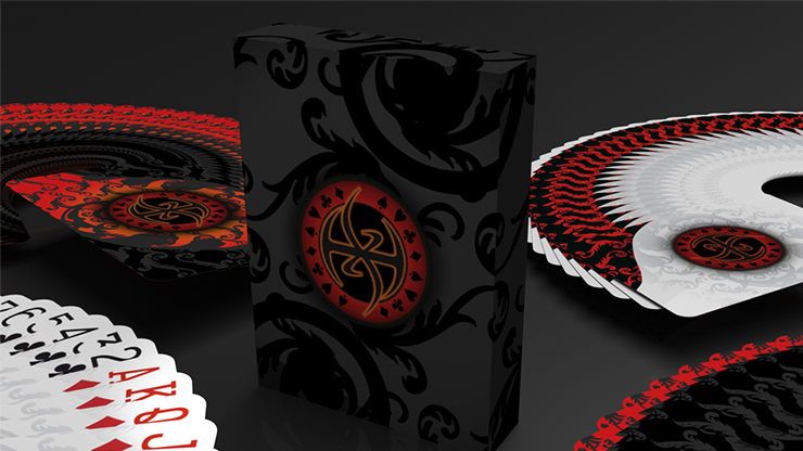 Pro XCM Demon Playing Cards