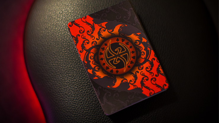 Pro XCM Demon Foil Edition Playing Cards