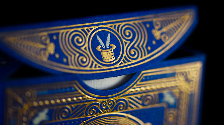 Arcadia Conjurer Blue Playing Cards