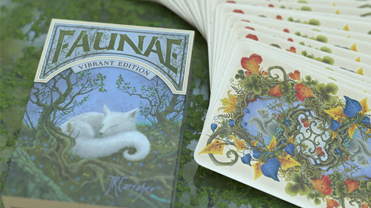 Faunae Vibrant Edition Playing Cards