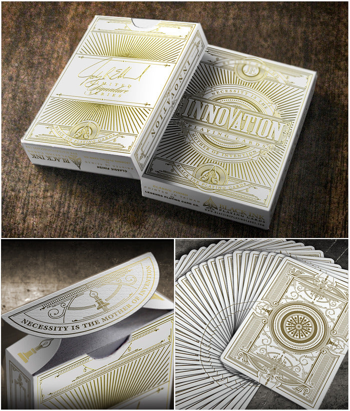 Innovation Set Playing Cards