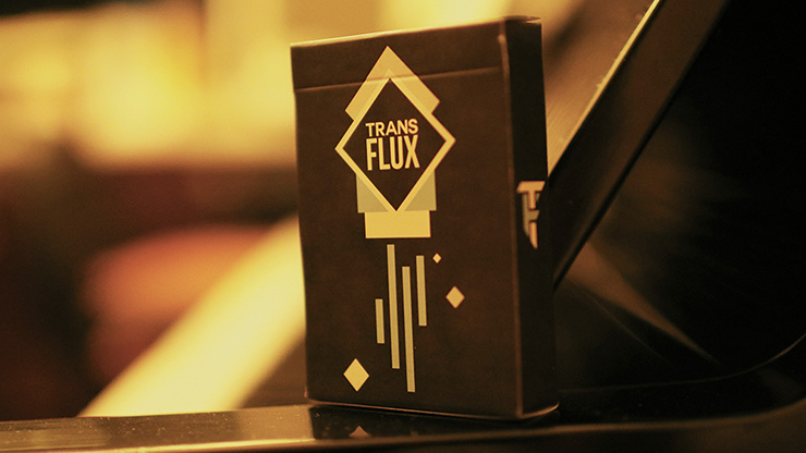 Transflux Playing Cards
