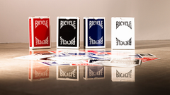 Bicycle Insignia Red Playing Cards
