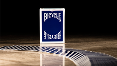 Bicycle Insignia Blue Playing Cards