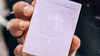 NOC Winter Lavender Dusk Playing Cards