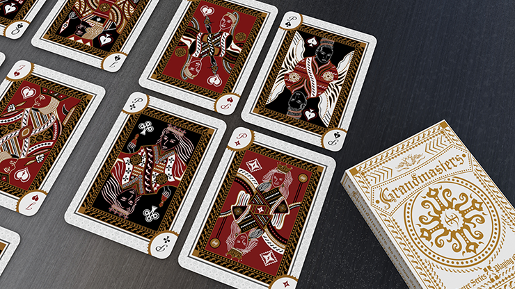 Grandmasters Casino Standard Edition Playing Cards