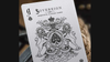 Sovereign Standard Blue Playing Cards