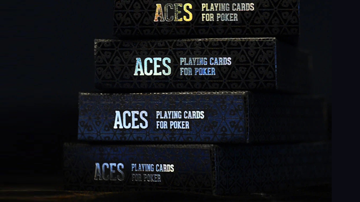 Aces (Plastic) Playing Cards