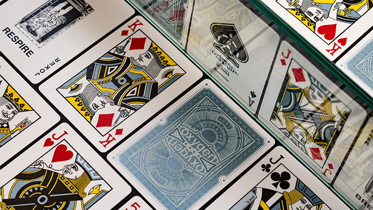 Oxygen Playing Cards