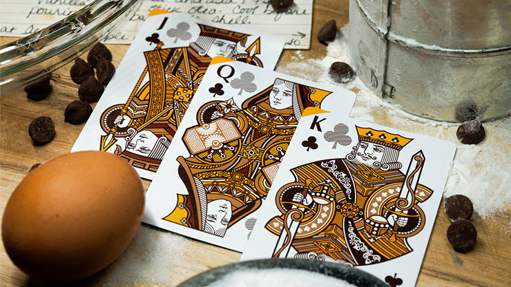 Pi Chocolate Playing Cards