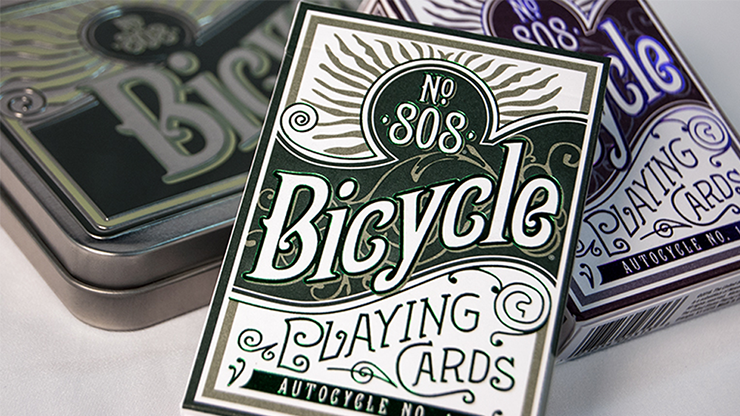 Bicycle Retro Tin Set Playing Cards