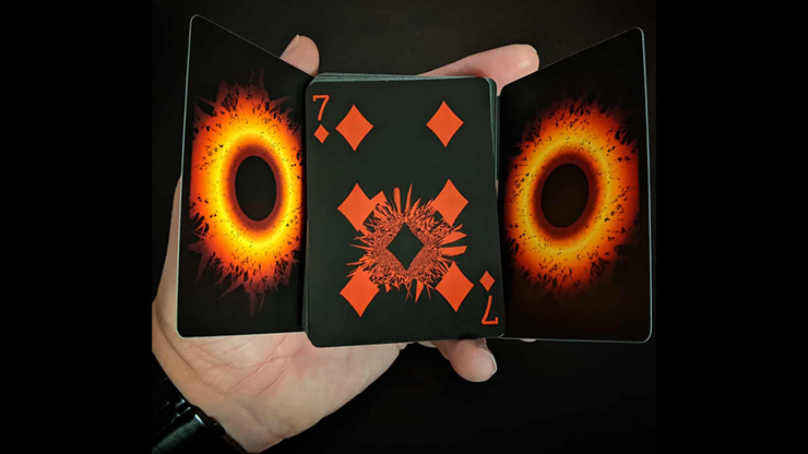 Singularity Playing Cards