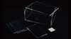 Playing Cards Crystal Display Case XHB (6 Deck)