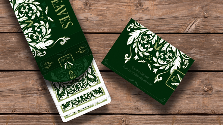Leaves Spring Edition Playing Cards