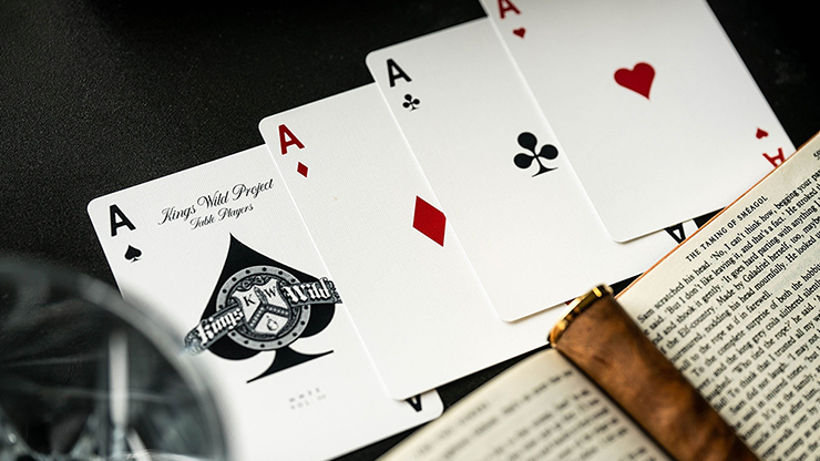 No. 13 Table Players Vol. 3 Playing Cards