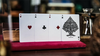 Sword T Luxury Red Playing Cards