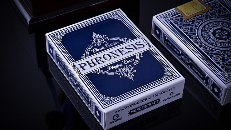 Phronesis Classic (Marked) Playing Cards