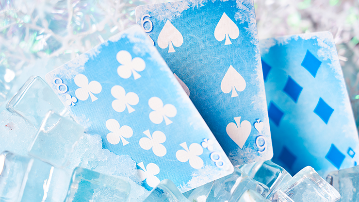 Solokid Frozen Playing Cards