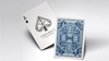 Enigmas Puzzle Hunt Blue Playing Cards