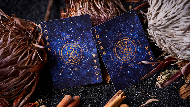 Solokid Constellation Series Libra Playing Cards