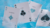 Solokid Cyan Playing Cards