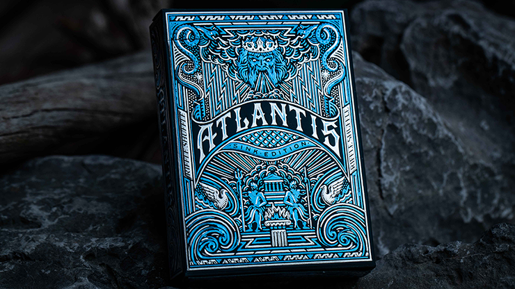 Atlantis Sink Edition Playing Cards