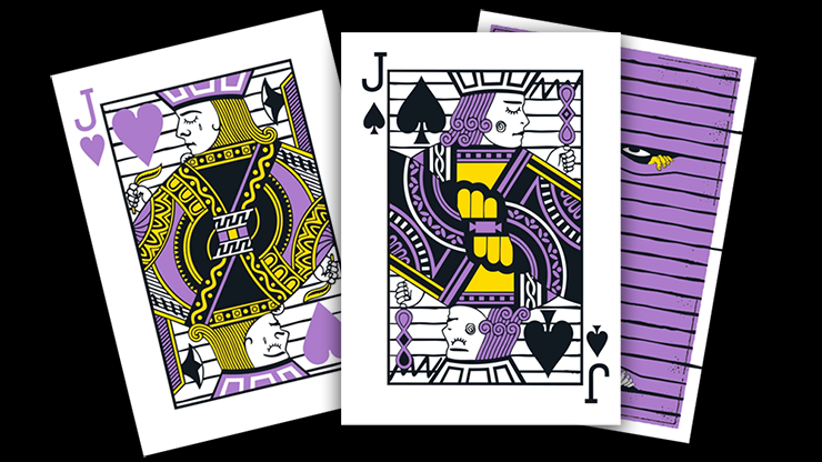 Svngali 05 DeadEye Playing Cards