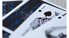 Artifice Blue v2 Playing Cards