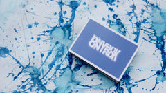 Stencil Playing Cards