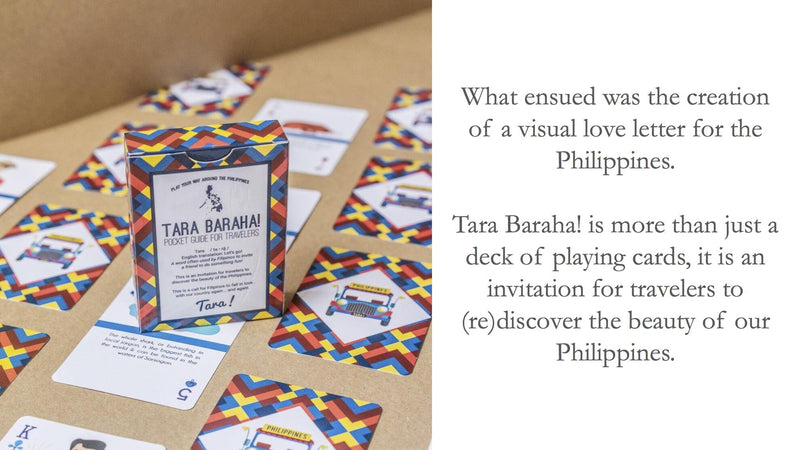 Tara Baraha! Playing Cards