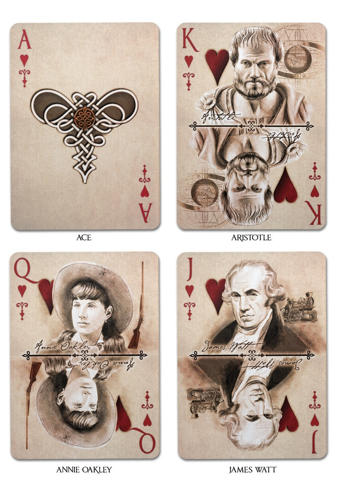 Inception Set Playing Cards