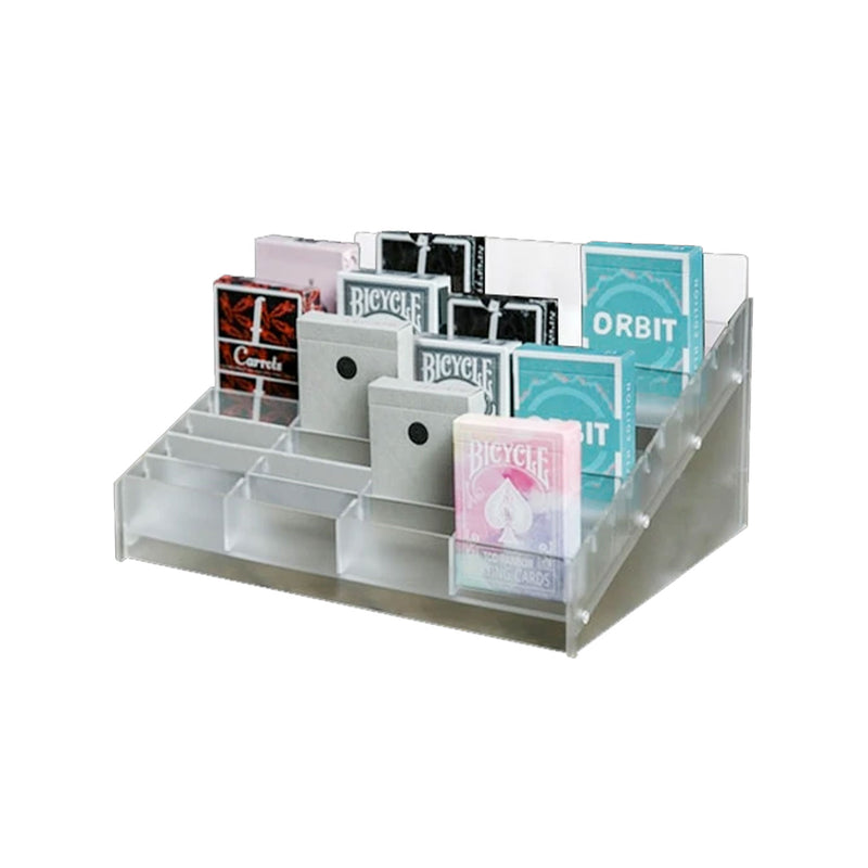 Playing Cards Crystal Display Case (40 Count)